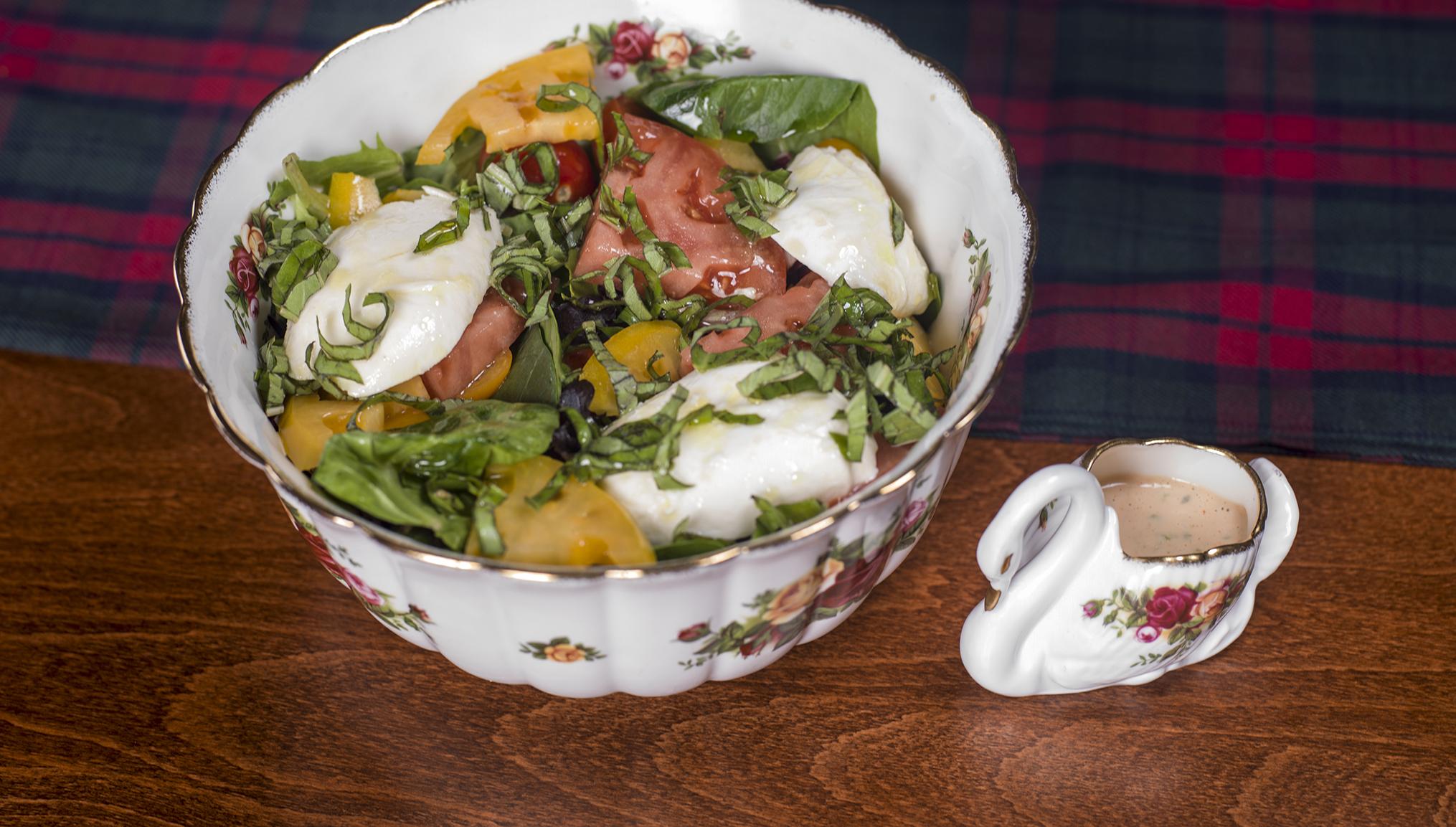 Menu – Salads